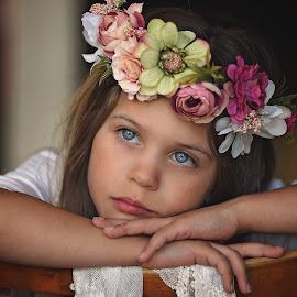 Dreamer by Lucia STA - Babies & Children Child Portraits