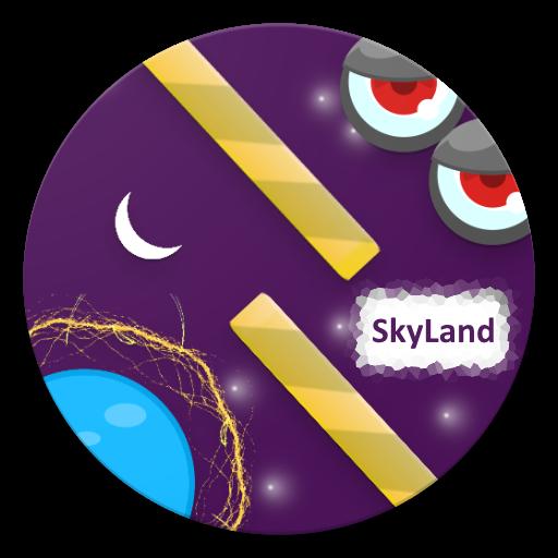 Jumping Orio - SkyLand (Part 1)