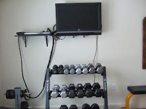 Photo: Dumbbells - 2 through 45 pounds