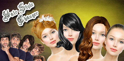 Hairstyle Changer app, virtual makeover women, men - Apps ...
