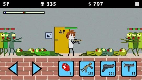 Stickman and Gun 3 MOD Apk 1.0 (Unlimited Bullets) 4