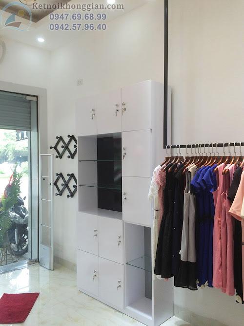thi công cửa hàng thời trang, thiết kế cửa hàng thời trang