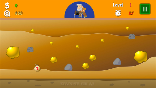 Gold Miner Classic Lite screenshot 2