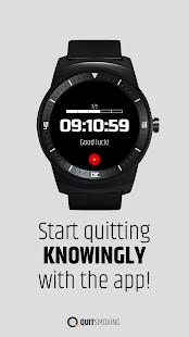 Quit Smoking Watch Face Screenshot 2