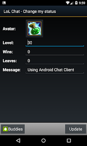 LoL Chat (Free) screenshot 2