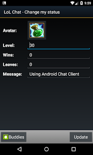 LoL Chat (Free)- screenshot thumbnail