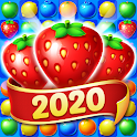 Fruit Genies - Match 3 Puzzle Games Offline icon