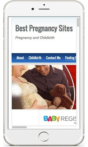 android Best Pregnancy Sites Screenshot 0