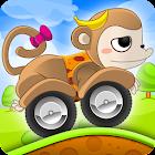 Animal Cars Kids Racing Game icon