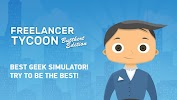 Freelance Simulator: Game Developer Edition Juegos para Android screenshot