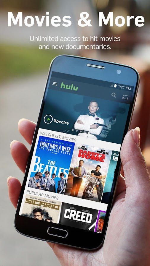 Hulu: Watch TV & Stream Movies - Android Apps on Google Play