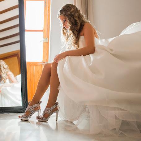 Fotógrafo de bodas Sara Castellano (saragraphika). Foto del 09.03.2018