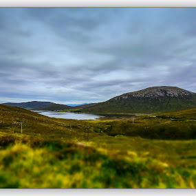 by Elaine Delworth - Landscapes Mountains & Hills ( scotland, hills, mountains, sky, landscape,  )