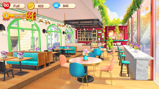 My Restaurant: Crazy Cooking Madness Game apkmr screenshots 1