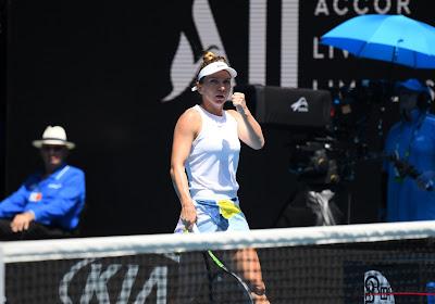 Halep en Muguruza kennen volgende tegenstandster op Australian Open