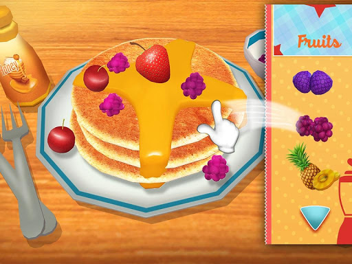 Virtual Chef Breakfast Maker 3D: Food Cooking Game 1.1 screenshots 12
