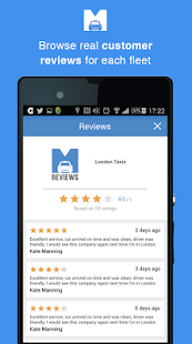 Minicabster - Book a Minicab - screenshot thumbnail