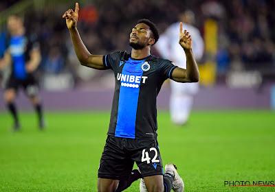 Le Club de Bruges a refusé une offre du Borussia Dortmund pour Emmanuel Dennis