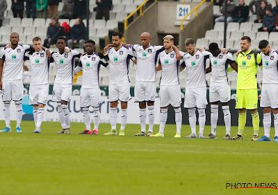📷 Superbes hommages à Robby Rensenbrink et Miguel Van Damme avant Cercle - Anderlecht