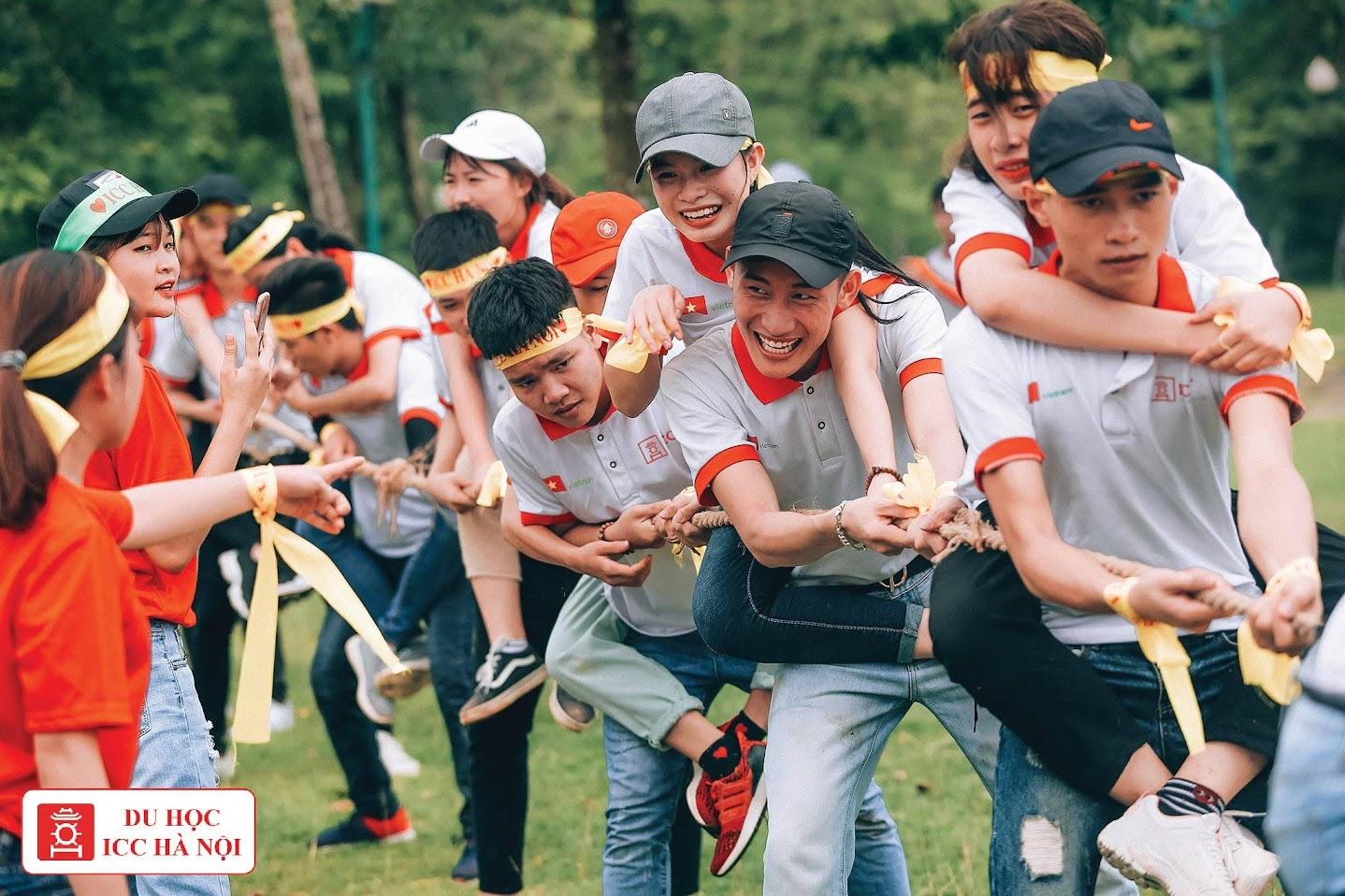 ICC Hà Nội tổ chức dã ngoại cho học viên 2018