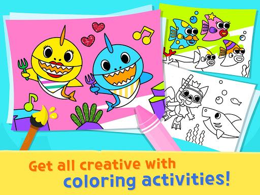 Pinkfong Baby Shark - Free Videos & Games 28 screenshots 11