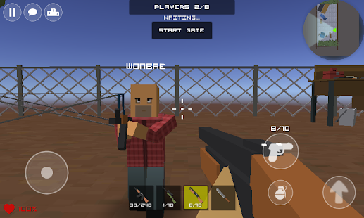Zombie Strike Online: FPS screenshot