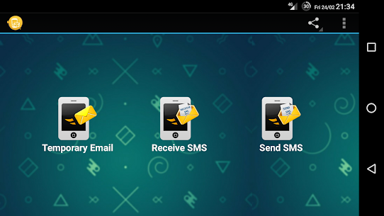 Temporary Email And SMS Apk Download For Android 5
