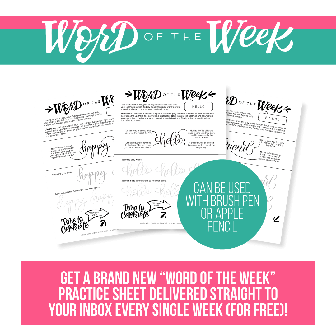 CLICK HERE TO GET FREE WEEKLY WORKSHEETS
