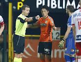 """Hannes Van der Bruggen s'en prend à l'arbitre de Courtrai - Charleroi et se demande : """"Pourquoi ne pas donner une nouvelle chance à Delferière et Vertenten ?"""""""