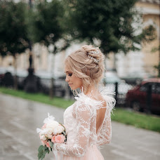 Wedding photographer Nikita Shikalin (Shikalin). Photo of 11.02.2017