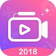 Video Editor,Music,Magic Effect-Super Video Maker
