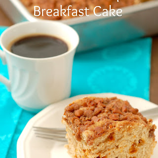 Cinnamon Chip Breakfast Cake.