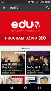 eduTV - náhled
