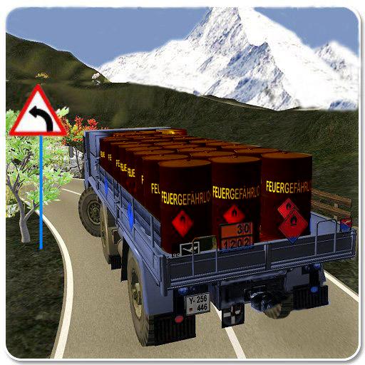 トラックの速度駆動無料 賽車遊戲 App LOGO-硬是要APP