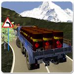 Transport Truck Simulator 2017 Icon