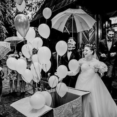 Wedding photographer Maciej Niesłony (magichour). Photo of 13.02.2017