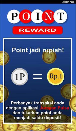 Juragan Pulsa - PPOB Online 1.0 screenshots 3