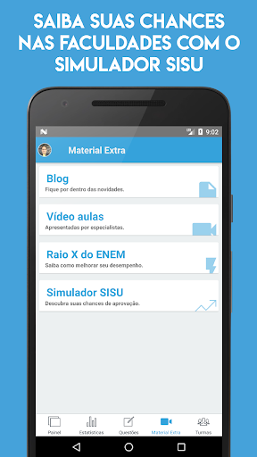 Estuda.com ENEM e Vestibular screenshot 5