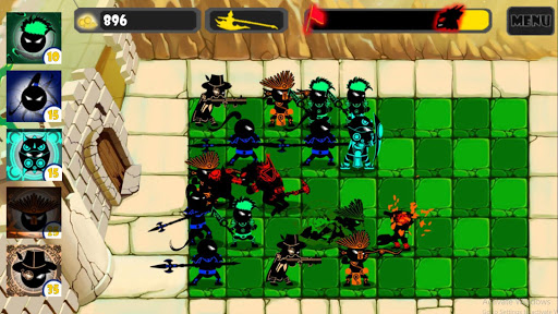 Stickman Legends : Stickman Vs Zombie 1.1 3