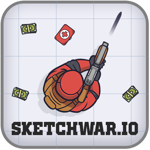 Sketch War io (game)