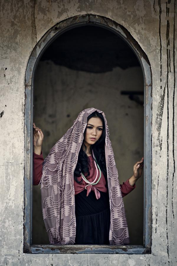 Hijab by 'Ibal Rakhaiya - People Fashion