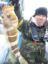 Photo: おおー!ロボコップ大村さんはアオナゲット!