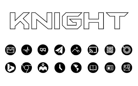 Knight - Icon Pack v1.2.2
