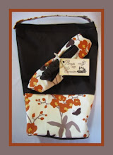 Photo: *River* custom accessories Carry my Carrier Tote bag custom hood Simply Espresso Toy Tether