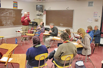 Photo: Beginners pennywhistle