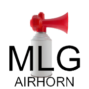 MLG Airhorn  Icon