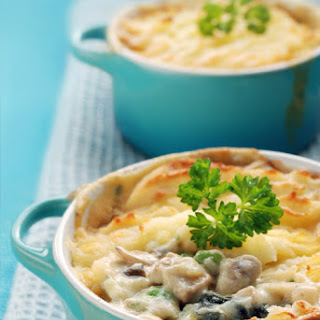 Baked Oyster Pie Recipes