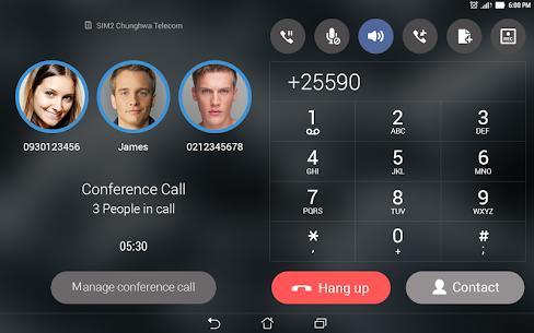 ASUS Calling Screen 6