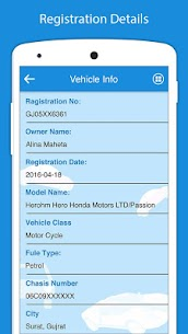 RTO Vehicle Information apk download 2