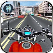 Highway Bike Racing Traffic Moto Racer